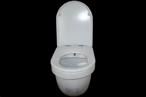 toilets with bidets all in one wall hung all in one combined bidet toilet with soft