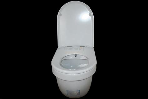 DARIA WALL HUNG ALL IN ONE COMBINED BIDET TOILET WITH SOFT