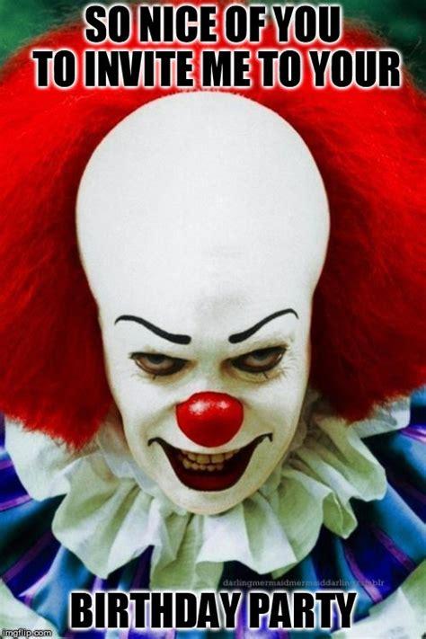 Scary Clown Memes - the gallery for gt heartbroken meme