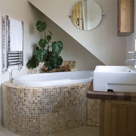 Kitchen With Beautiful Tiles Furnitureteams.com