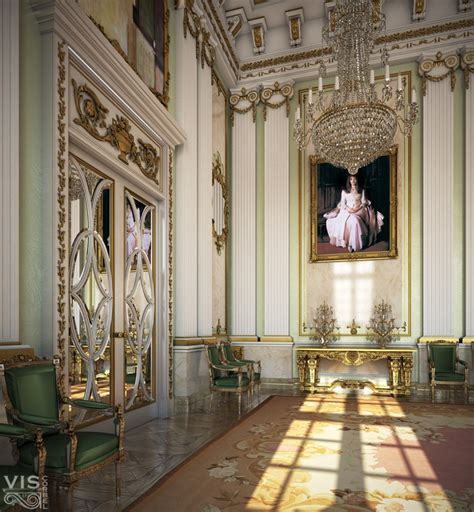 Designing Royalty Inside Set Designs Crown by Palace Like Interiors