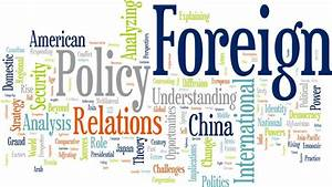 What is Foreign Policy? - Definition
