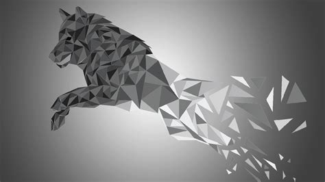 Polygon Animal Wallpaper - polygon animal hq wallpaper 29224 baltana