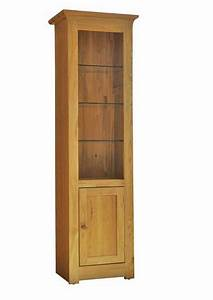 Slim oak bookcase, narrow wood cabinets narrow display