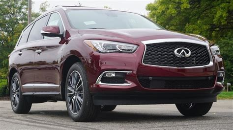 infiniti qx luxe awd crossover  indianapolis