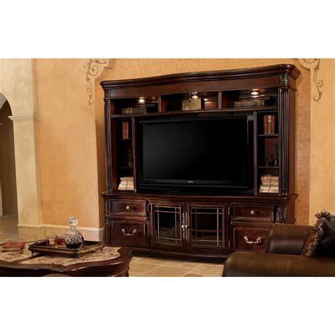 city furniture regal dark tone  tv stand