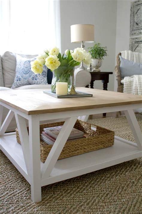 Better homes & gardens modern farmhouse coffee table. Modern Farmhouse Square Coffee Table - buildsomething.com