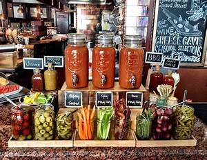 Local 'Kine Bloody Mary Bar – Tasty Island