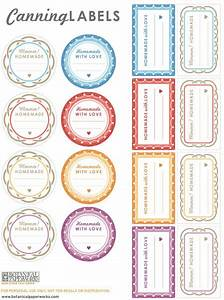 free printables canning labels for your homemade goodies With chutney label templates