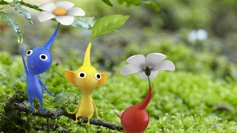 pikmin wallpaper hd pixelstalknet