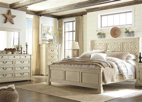 Country Bedroom Set by Bolanburg Bedroom Set At Furniture Country Furniture