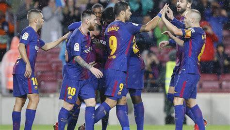 FC Barcelona vs Valencia Video Highlights