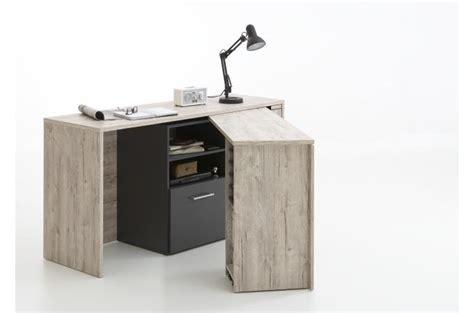 bureau retractable bureau d angle r 233 tractable avec rangements design sur