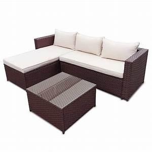 Gartenmöbel Sitzgruppe Rattan Lounge : rattan gartenm bel gartenset sitzgruppe garnitur lounge sofa neu 890979 ~ Sanjose-hotels-ca.com Haus und Dekorationen