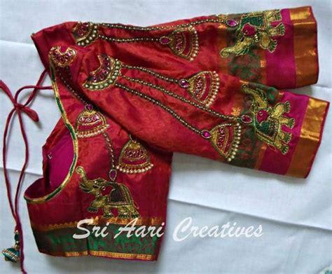 jhumka design  beads embroidery  kurtas simple