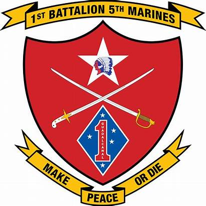 Battalion 1st 5th Usmc Regiment Marine Marines