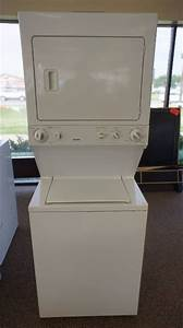 Kenmore Stacked Washer  Dryer Combo