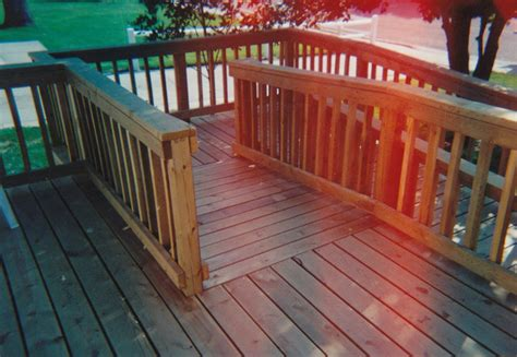 walk wheel chair accessible ramp traditional porch
