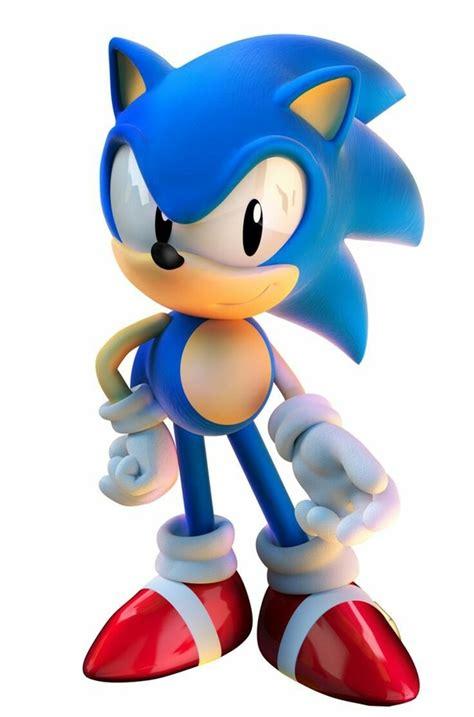 3D Classic Sonic the Hedgehog