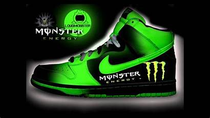 Monster Energy Wallpapers Drink Backgrounds Cool Nike