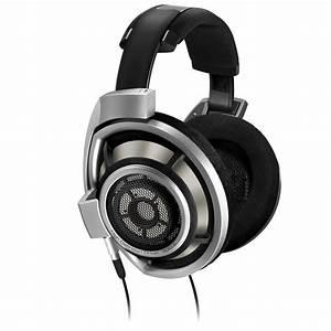 Amazon.com: Sennheiser HD 800 Reference Dynamic Headphone ...  Sennheiser