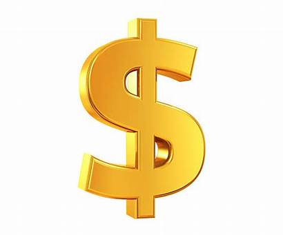Symbol Currency Dollar Gold Money Sign Rates