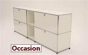 meuble de bureau usm With meuble usm occasion