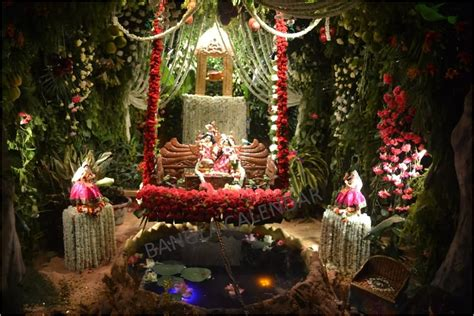 incredible krishna janmashtami decoration pictures