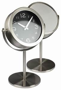 Spiegel Mit Uhr : tisch uhr ~ Orissabook.com Haus und Dekorationen
