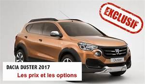 Dacia Duster 2018 Boite Automatique : exclusif les prix de votre futur dacia duster 2017 petit 4x4 ~ Gottalentnigeria.com Avis de Voitures