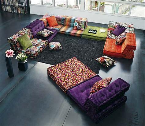 mah jong modular sofa diy el sof 225 mah jong nuevo estilo