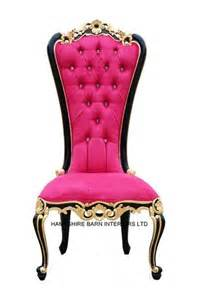 Chaise Baroque Fushia by Dining Chairs Hshire Barn Interiors
