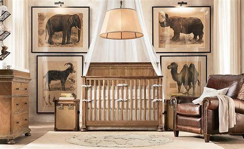 Safari Themed Bedroom by Safari Interior Design Ideas