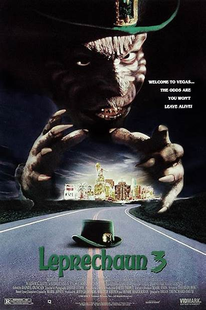 Leprechaun Movie Movies Posters Duende Horror Warwick