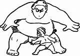 Sacagawea Wrestler Duży Walczy Małym Clipartmag Getdrawings Olphreunion Grodzka Familyfriendlywork sketch template