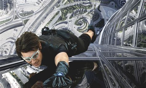 When Im Cleaning Windows Now 49 Tom Cruise Pulled Off