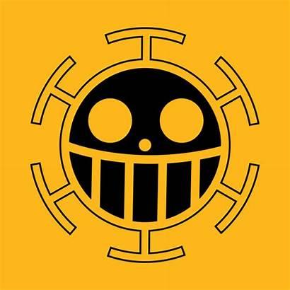 Jolly Roger Heart Pirates Poduszka Law Teepublic