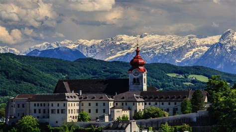 full hd wallpaper convent switzerland mountains pacified