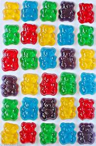 Homemade Gummy Bears | Recipe | Recipe, Homemade gummy ...