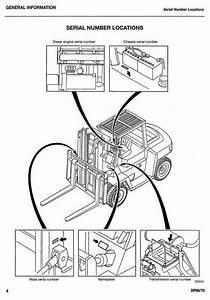Free Cat Diesel Forklift Truck Dp15n  Dp18n  Dp20n  Dp20cn