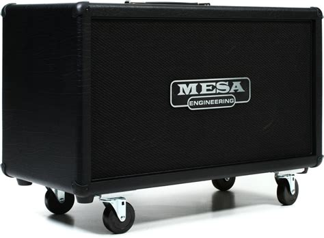 Mesa Boogie Cabinet Speakers by Mesa Boogie Rectifier Cabinet 120w 2x12 Quot Horizontal