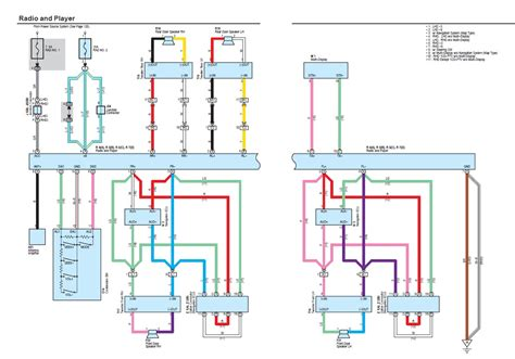 avensis wiring diagram for the stereo avensis club toyota owners club toyota