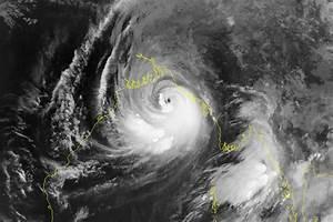 May 1997 Bangladesh Cyclone