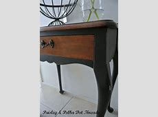 Paisley & Polka Dot Threads Queen Anne Table My Projects