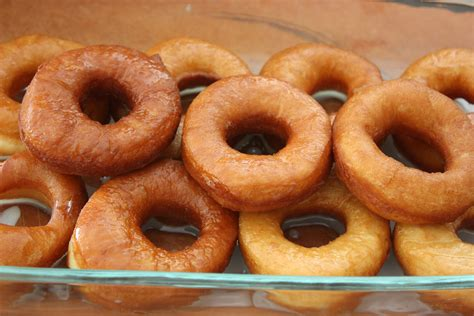 make donuts homemade glazed doughnuts recipes dishmaps