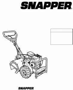 Download Snapper Tiller Ir5002b Manual And User Guides