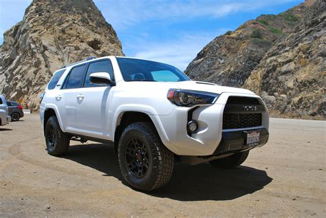 Review: Toyota 4Runner TRD Pro Is A Time Machine You Can