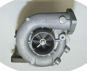 Nissan Skyline Turbocharger  Rb25