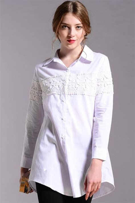 blouson blouse kettymore sleeves plus size shirt and blouse