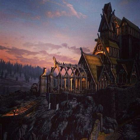 Beautiful Skyrim Rpg Cont Elder Scrolls Skyrim